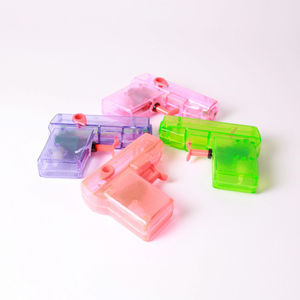 Set Of Eight Mini Water Guns