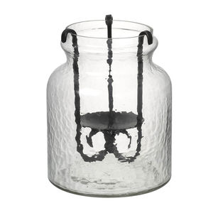 Glass Candle Holder - kitchen