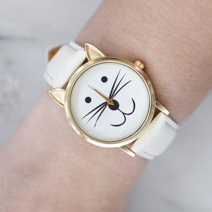 Cat Watch - women's jewellery