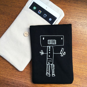 iPad /Kindle Case With Your Child's Drawing
