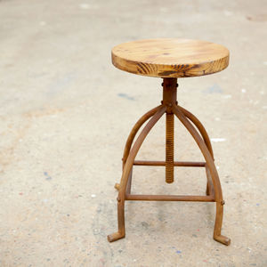 Karisa Stool - furniture