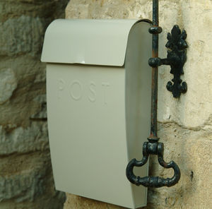 Lockable Post Box