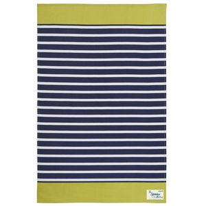 Seasalt Sailor Stripe Cotton Tea Towel