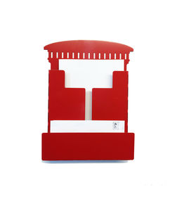 Postbox Letter Rack - storage