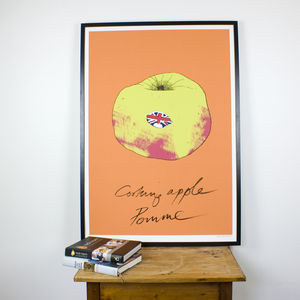 Cooking Apple Giclee Print