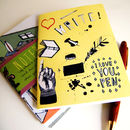 Pack Of Notebooks For Writers