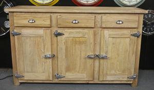 Reclaimed Handmade Wooden Sideboard - furniture