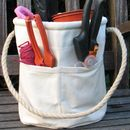 Canvas Garden Tool Bag