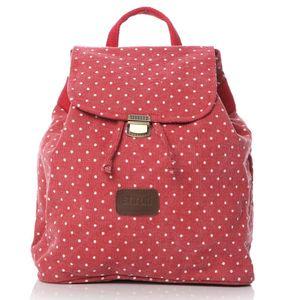 Dotty Canvas Rucksack - backpacks