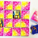 Create Your Own Personalised Memory Game