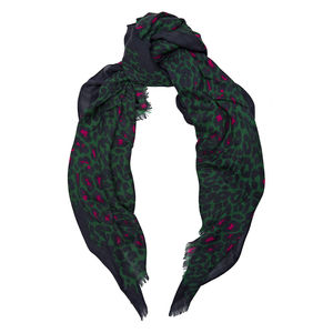 Safari Cashmere Wrap - our top summer scarves