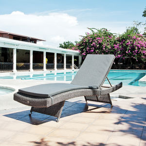 Monte Carlo Adjustable Sunbed - chairs