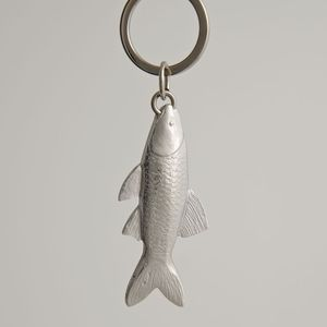 Fish Key Ring