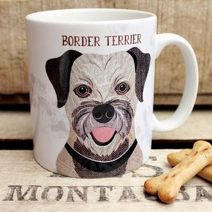 Border Terrier Mug - pet-lover