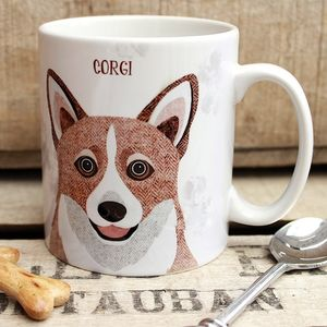 Corgi Mug - pet-lover