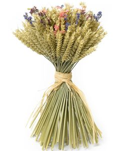 Country Garden Wheat Sheaf - centre pieces & flowers