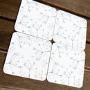 Hedgerow Seeds Coasters