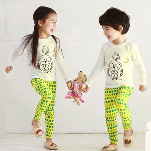Night Owl Children's Pyjama Set