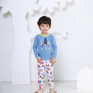 Bob The Indian Children's Pyjama Set