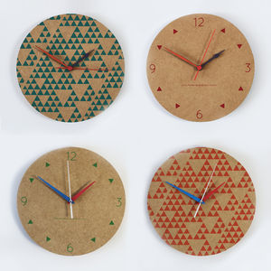 Handmade Clock - clocks