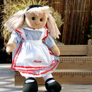 Alice rag doll