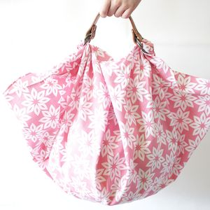 Japanese Cloth Shoulder Bag