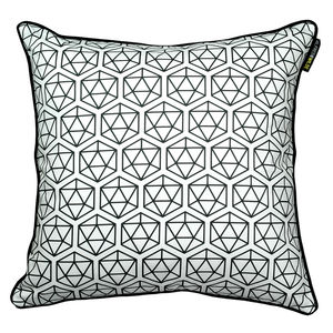 Large Icos Cushion - cushions