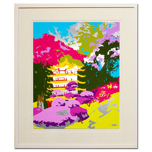 Eastern Delight Limited Edition Framed Print