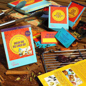Big Indian Bbq Recipe Kit - view all father's day gifts