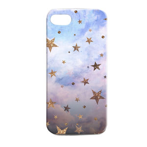 Cloudy Stars Phone Case