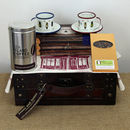 Bug Espresso Set In A Case
