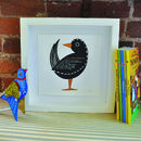 Sing a Song of Sixpence Nursery Rhyme Print
