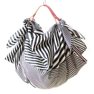 Japanese Self Tie Shoulder Bag