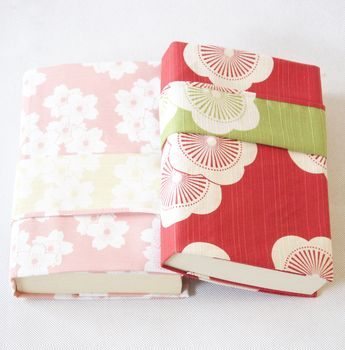 Plum Tree and Sakura Blossom - Book Covers