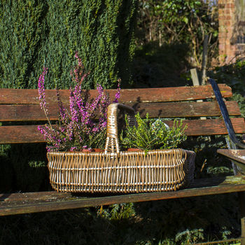 Everybirdies Welcome Garden Trug