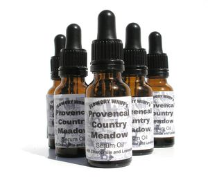 Luxury Serum Oil Provencal Country Meadow - skin care