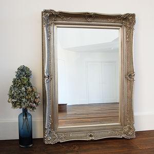 Champagne Silver Marianne Mirror