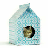 Flower Design Pet Play House - pets