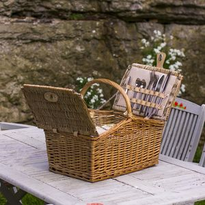 Barn Picnic Hamper - picnic ideas