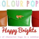 Colour Pop Handbags Brights