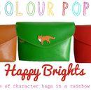 Colour Pop Handbags Brights