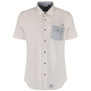 Wonky Shirt - men's fashion