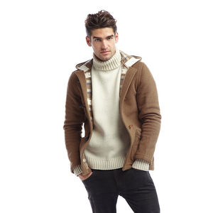 Men's Short Duffle Coat
