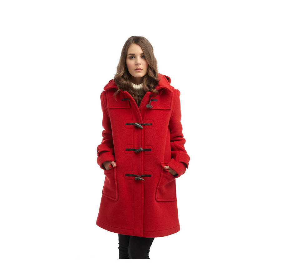 women's london duffle coat by original montgomery ...