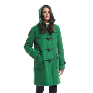 Women's London Duffle Coat - coats & jackets