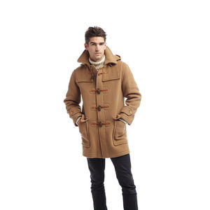 Men's London Duffle Coat - coats & jackets