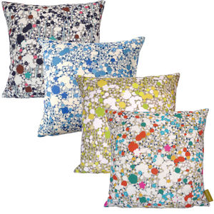 Meadow Cushion Cover - bedroom