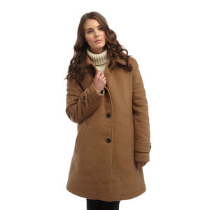 Women's Trench Coat - more