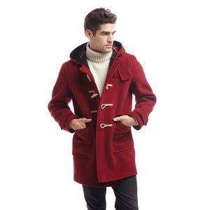 Men's Soho Elegance Duffle - coats & jackets