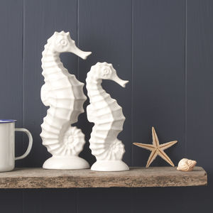 Nautical Seahorses